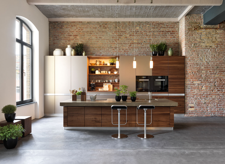TEAM 7 - k7 Naturholz-Kücheninsel bei BÖHM Interieur