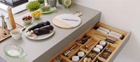 TEAM 7 Holzküche filigno