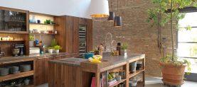 TEAM 7 Holzküche loft