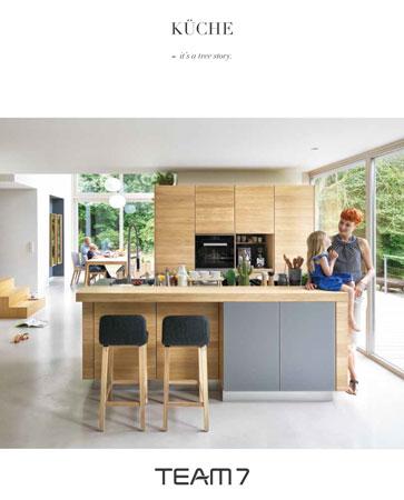 Team 7 broschüre küche