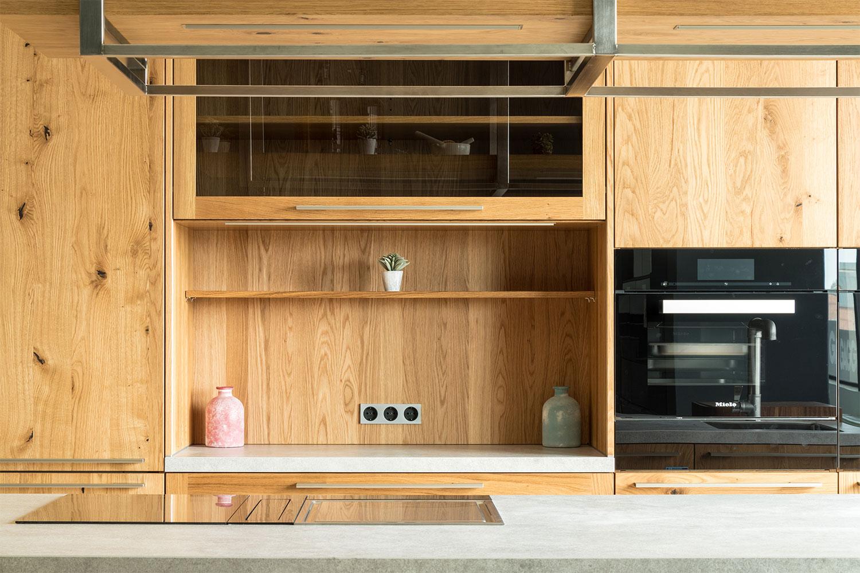 team 7 loft naturholzk che mit keramik abverkauf bei holzk chen berlin. Black Bedroom Furniture Sets. Home Design Ideas